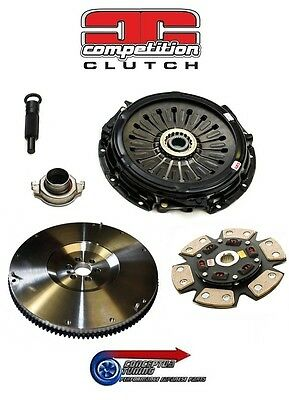 Stage 4 Competition Clutch & Lightened Flywheel Kit For R33 Skyline GTR RB26DETT