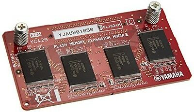 YAMAHA flash memory module FL1024M instrument From Japan F/s
