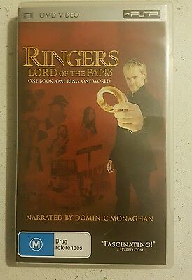 Ringers Lord Of The Fans Psp Umd Video Movie