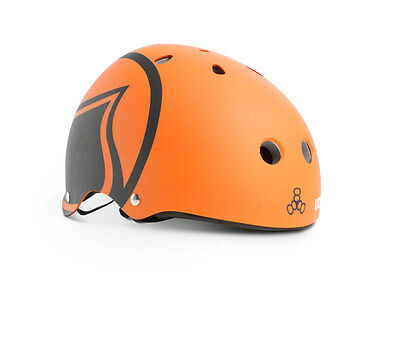 Liquid Force Hero Kiteboarding/Wakeboarding Helmet - SMALL/MEDIUM - Orange