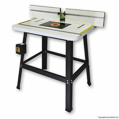 Xact Deluxe Router Table with Switch