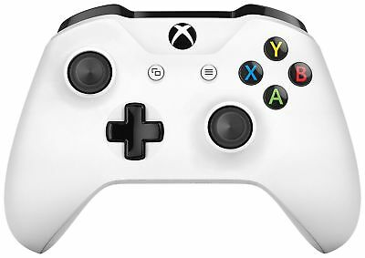 Xbox One Crete White Wireless Controller (Xbox One) NEW & SEALED - Fast Dispatch