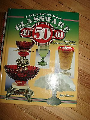 2000 Collectible Glassware from the 40s, 50s, 60s- HB- 5th edition