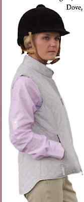 Outback Cheval Riding Vest-Lilac-M