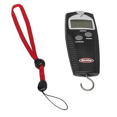 Berkley Tournament 15 lb Digital Fishing Scale - NEW!