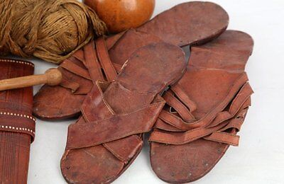 Leather Sandals from Sierra Leone