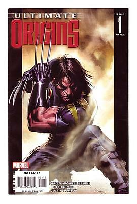 Ultimate Origins 1 (Nm- 9.2)  (Free Shipping) *