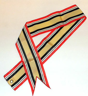 Iraq Award Streamer military surplus 3ft long 50% to Wounded Warrior Project