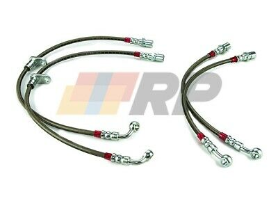 Renick Performance 2016+ Cadillac Caddy Cts V Ctsv Stainless Steel Brake Lines