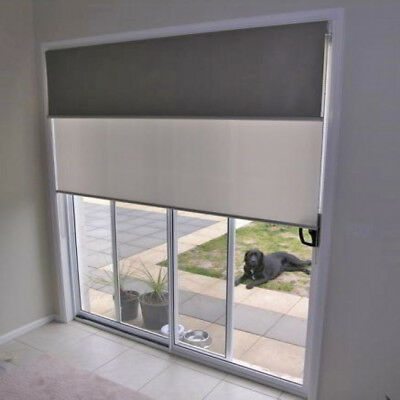 Commercial Quality Day/Night double Roller Blind Combo Roller Dual Blinds
