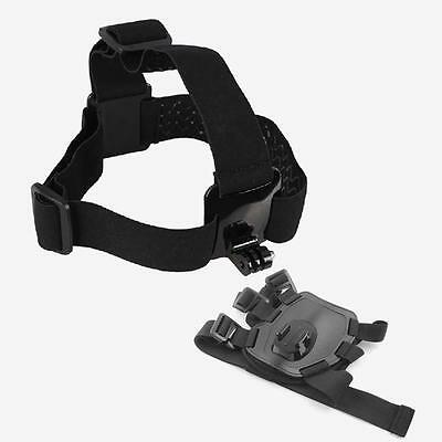 Professional Head dog Chest Strap Belt Mount Tripod for GoPro Action Camera BG