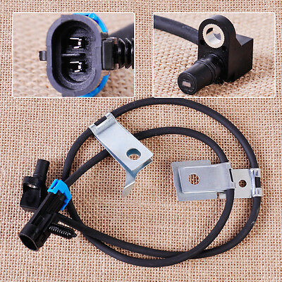 Front Left Right ABS Wheel Speed Sensor 15991986 Fit Cadillac Chevrolet Chevy