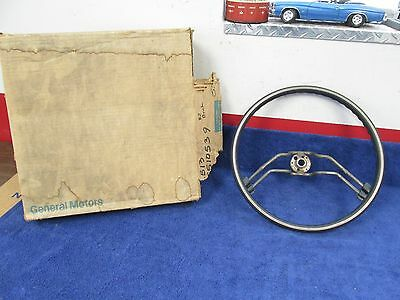 1982 Buick Lesabre Electra Standard Steering Wheel Nos Gm 716