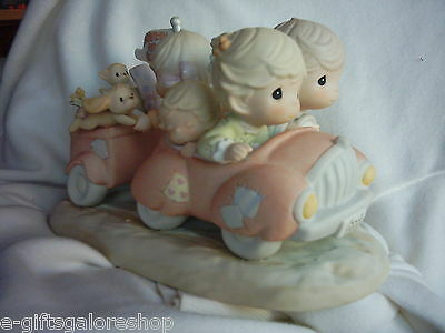 """NEW in box """"The Fun Is Being Together"""" Precious Moments 730262 RARE!!"""