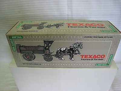 TEXACO HORSE AND TANKER-LIMITED EDITION No. 8 in Series