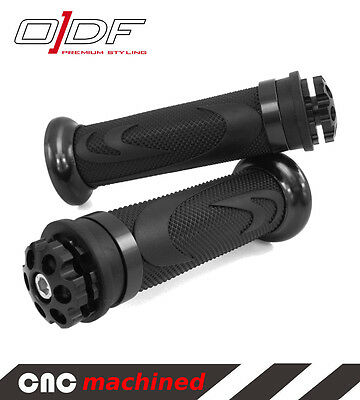 """Hand Handle Bar Grips Kymco Fever, Filly, ZX, 2, Grand Dink """"RS1"""", black"""