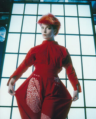 Toyah Willcox UNSIGNED photo - 3303 - GORGEOUS!!!!!