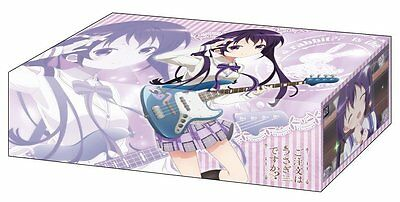 Is The Order a Rabbit Rize Character Card Game Storage Box Vol.159 Anime