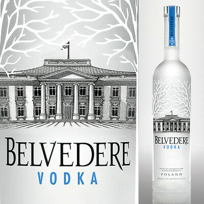 Belvedere Vodka Poland 700 Ml