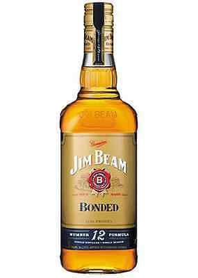 Jim Beam Bonded Number 12 Formula Bourbon American Whisky 700 Ml Boxed