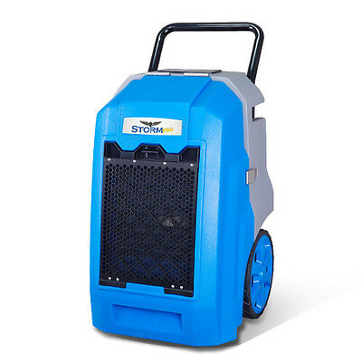 AlorAir Dehumidifier for Cleaning and Restoration 70 Litre / Day