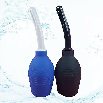 NT 310ml Enema Bulb Easy Insert Tip Douche Vaginal Anal Cleansing System Unisex