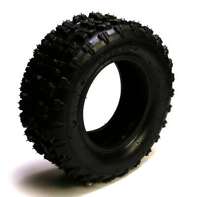 6 inch Scooter Tire & Tube 13x5.00-6 Mini ATV Go-kart Buggy Quad Front Tyre