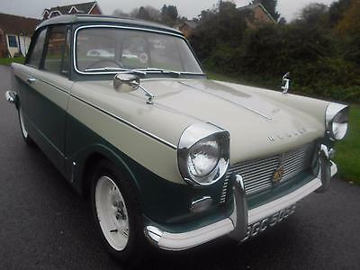 1964 Triumph HERALD 12/50 only 27,800 miles..