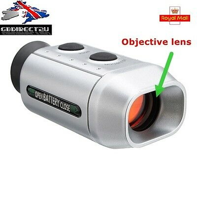 NEW 2017 UK 7x Magnification Golf Shooting Range Finder