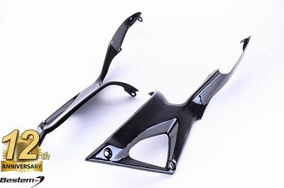 Ducati 1098 848 1198 Carbon Fiber Tank Side Panels by Bestem USA