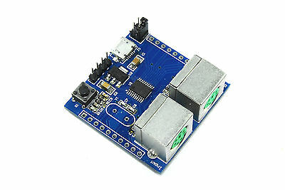LC Technology PS2 Keyboard Driver Module LC-STM8-S103-PS2 Arduino Flux Workshop