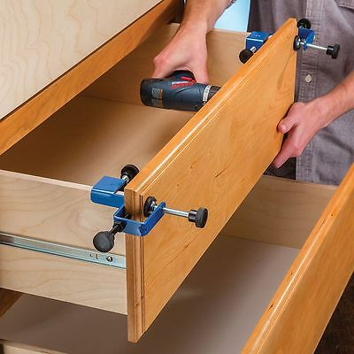 Drawer Front Installation Clamps - Pack of 2