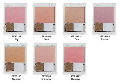 E.L.F Cosmetics Makeup Eyeslipsface 1x Essential Blush with Brush elf Maquillaje