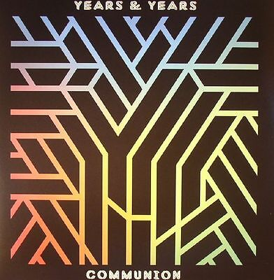 YEARS & YEARS - Communion - Vinyl (gatefold 2xLP)