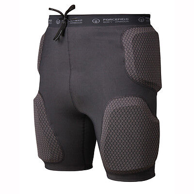 Motorcycle Forcefield Sport Action Shorts Grey L UK Seller