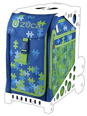 Clearance - New Zuca Insert Only ( No Frame Included) Puzzle Blue