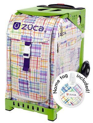 Clearance - New Zuca Insert Only ( No Frame Included) Patchwork Design