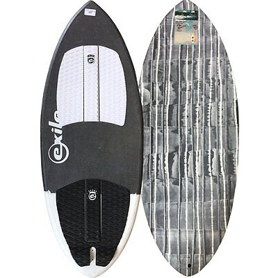 Exile Wake Double Carbon Fiber Epoxy Accelerator - Large