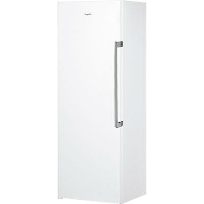 Hotpoint UH6F1CW Free Standing 222 Litres A+ Upright Freezer White New
