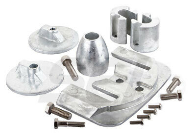 Mercruiser Bravo 3 Anode Kit Aluminium 2004 & Below BN A/MKT