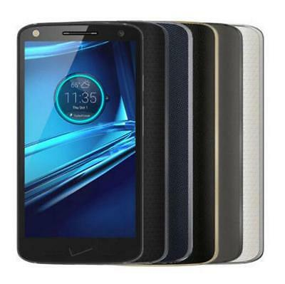 "5.4"" New Motorola Droid Turbo 2 XT1585 32GB Verizon Unlocked Soft/ Nylon/Leather"