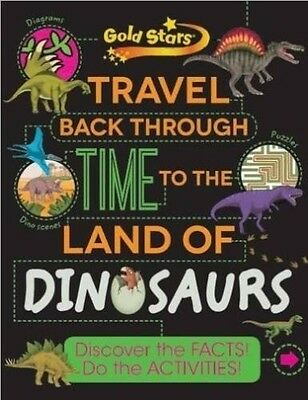 Gold Star - Travel Back Through Time to the Land of Dinosaurs