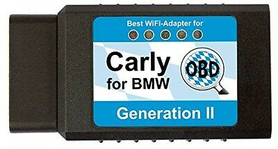Original Carly For BMW WIFI OD2 Adapter - Best BMW App On IPhone And IPad -
