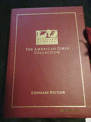 American Girl Boxed Set 6 Hardcover Books 'molly'  First Edition