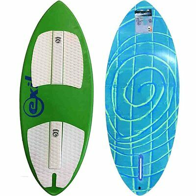 Exile Wake E-Glass Epoxy A6 Wakesurfer - Small