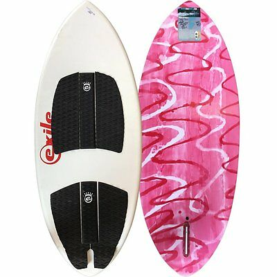 Exile Wake E-Glass Epoxy A6 Wakesurfer - Large