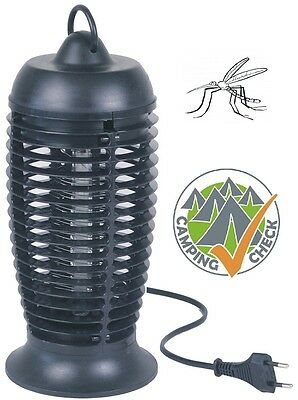 Insect killer Chemistry Free Mosquitoes Falle Insect Killer Blue Light Lamp NEW
