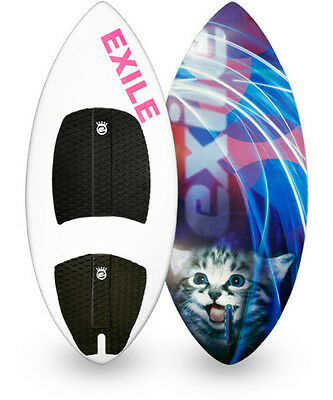 Exile Wake Jasmine Long Pro Model Wakesurfer - Small