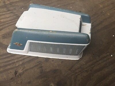 1950's Evinrude fisherman Cowling motor cover 5 1/2hp