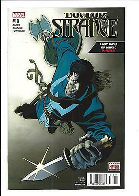 DOCTOR STRANGE # 10 (OCT 2016), NM NEW (Bagged & Boarded)